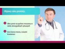 Objawy raka prostaty