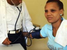 Pomiar ciśnienia krwi – zdjęcia