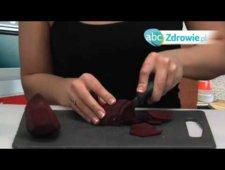 Domowe sposoby na kaszel - syrop z buraka