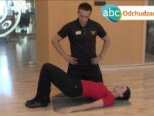 Ćwiczenia na mięśnie pośladkowe i dwugłowe ud