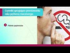 Rak pęcherza moczowego - objawy