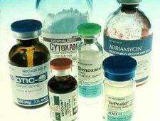 Leki stosowane w chemioterapii