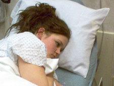 Ból po porodzie