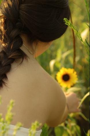Fryzury na długie włosy - galeria