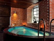 Kąpiel solankowa