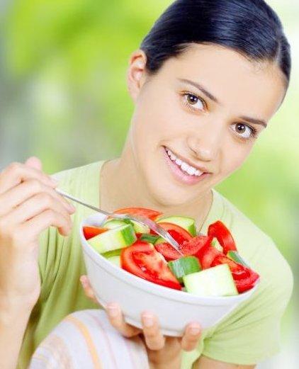 Dieta na bazie warzyw