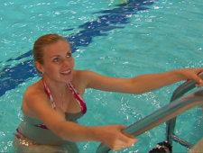 Ćwiczenia aerobowe w ciąży
