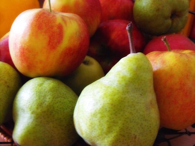 Owoce bogate w błonnik