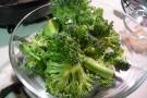 Zapiekanka penne z brokułami