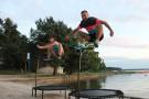 Pretekst do zabawy dla dorosłych, czyli co nieco o najnowszym polskim trendzie - zajęciach na trampolinach