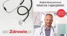 Najbardziej pomocni lekarze i specjaliści w sierpniu 2014