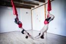 Aerial yoga - nowa jakość ruchu