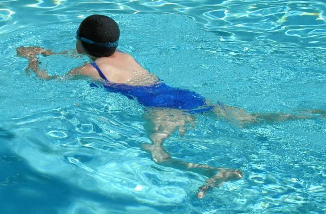 Pływanie - zdjęcia