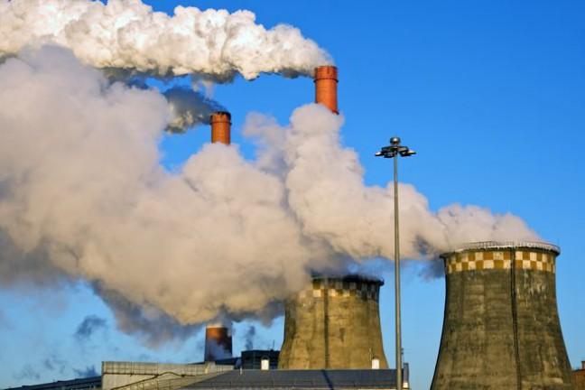 Zanieczyszczenie powietrza